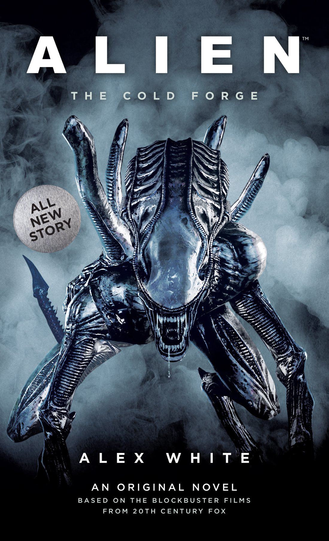 'Alien: The Cold Forge' book review