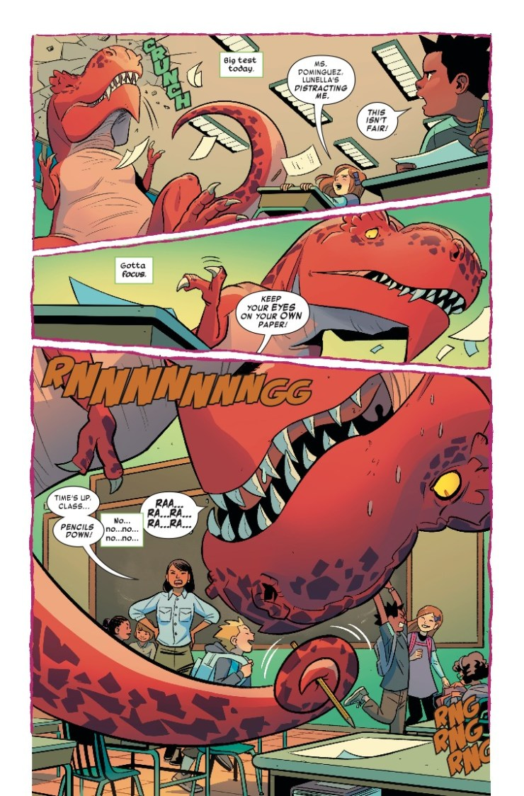 Marvel Preview: Moon Girl and Devil Dinosaur #32