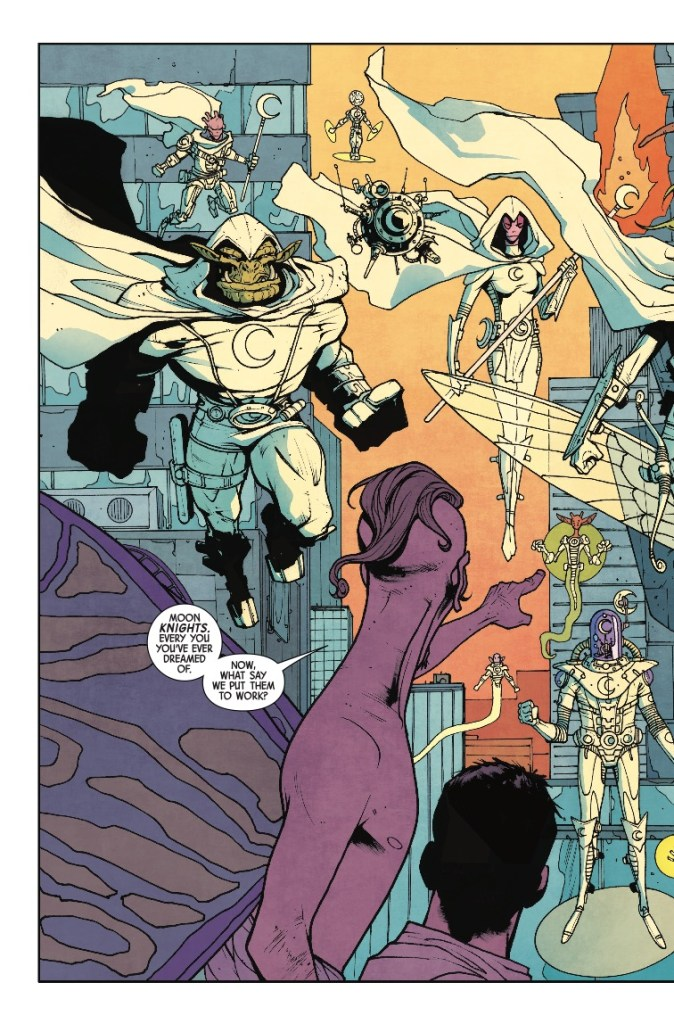 Marvel Preview: Moon Knight #196