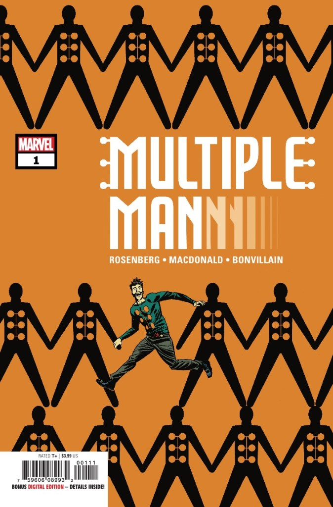 Marvel Preview: Multiple Man #1