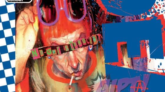 Punks Not Dead #5 Review