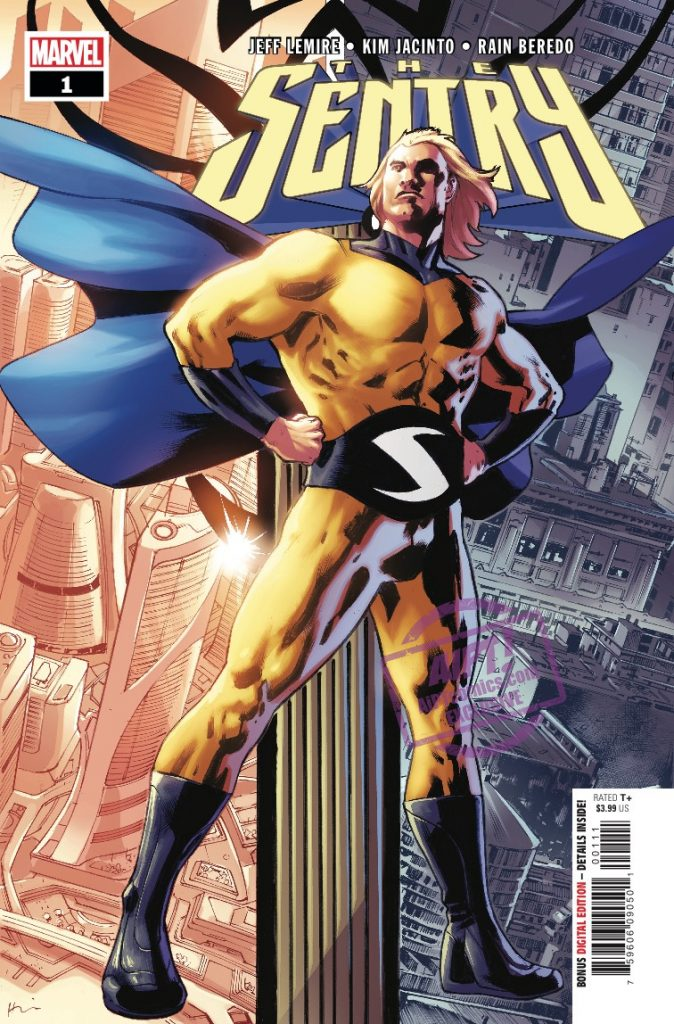 [EXCLUSIVE] Marvel Preview: Sentry #1