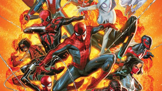 New details emerge on Spider-Geddon as the Marvel Comics event draws closer to release