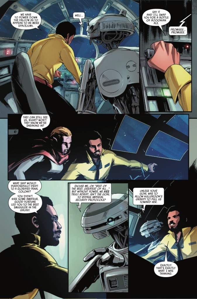 Marvel Preview: Star Wars: Lando - Double Or Nothing #2