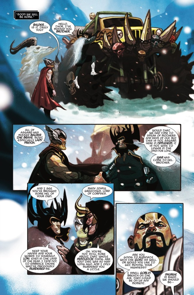 Marvel Preview: Thor #2