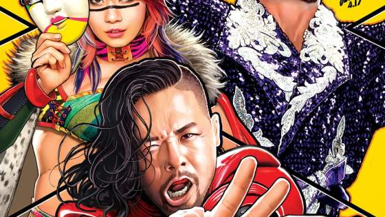 NXT Takeover takes over BOOM! Studios for 4 weeks in September