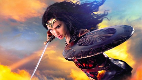 Diana Prince's invisible form of transport may be making the big screen.