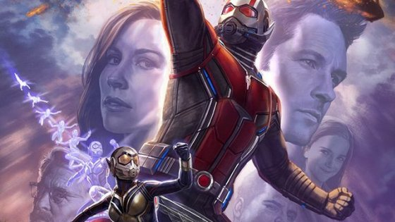 David and Eric share their favorite Ant-Man and the Wasp covers of all time.