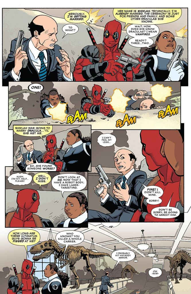 Deadpool by Posehn & Duggan: The Complete Collection Vol. 3 ' review: It gets complicated