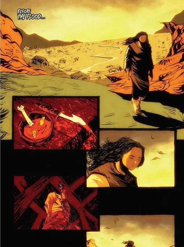 Dark Ark #7 Review
