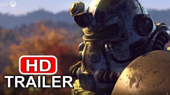 Watch the Fallout 76 trailer premiered at E3 2018