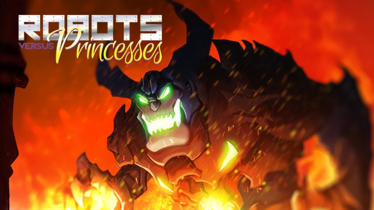 Robots vs. Princesses #1 review: Disney meets Transformers