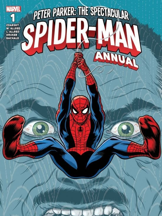 Peter Parker: The Spectacular Spider-Man Annual #1 Review