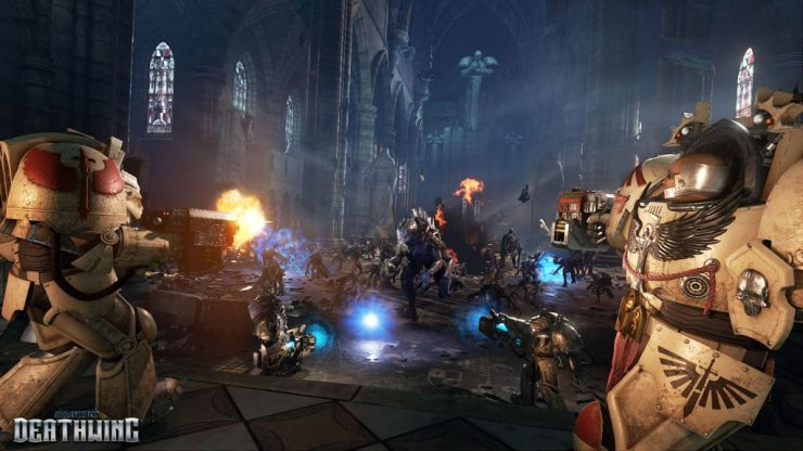 Space Hulk: Deathwing Enhanced Edition Review: Generic, uninspired, and unnecessary