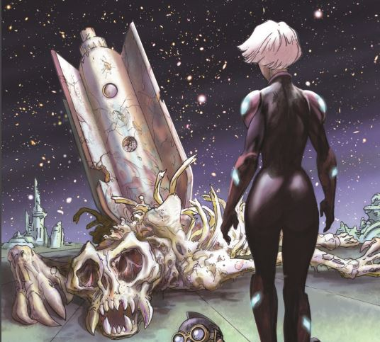 Stellar #1 Review