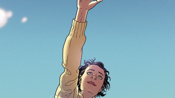 She Could Fly #1 Review