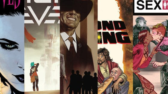 Vertigo reveals line-wide relaunch by new executive director Mark Doyle.