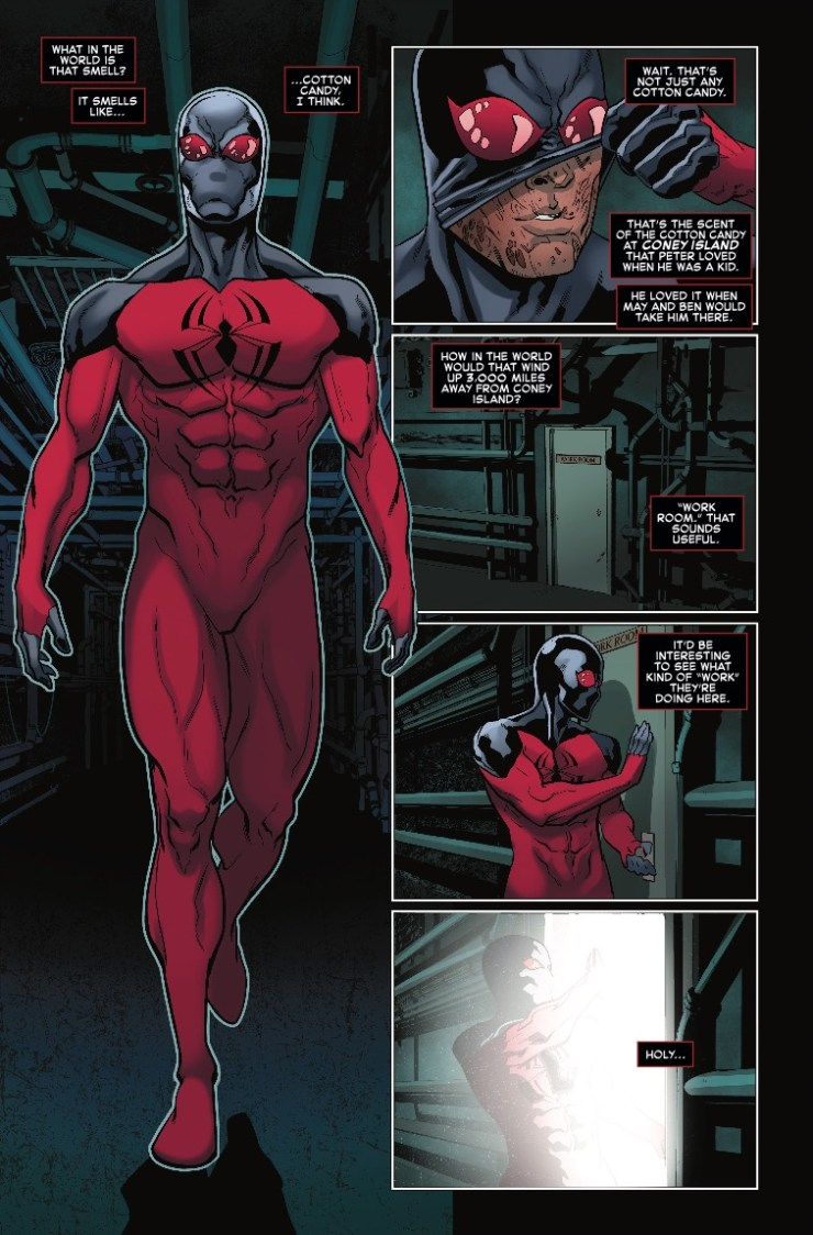 Marvel Preview: Ben Reilly: Scarlet Spider #22