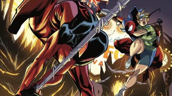 Marvel Preview: Ben Reilly: Scarlet Spider #22