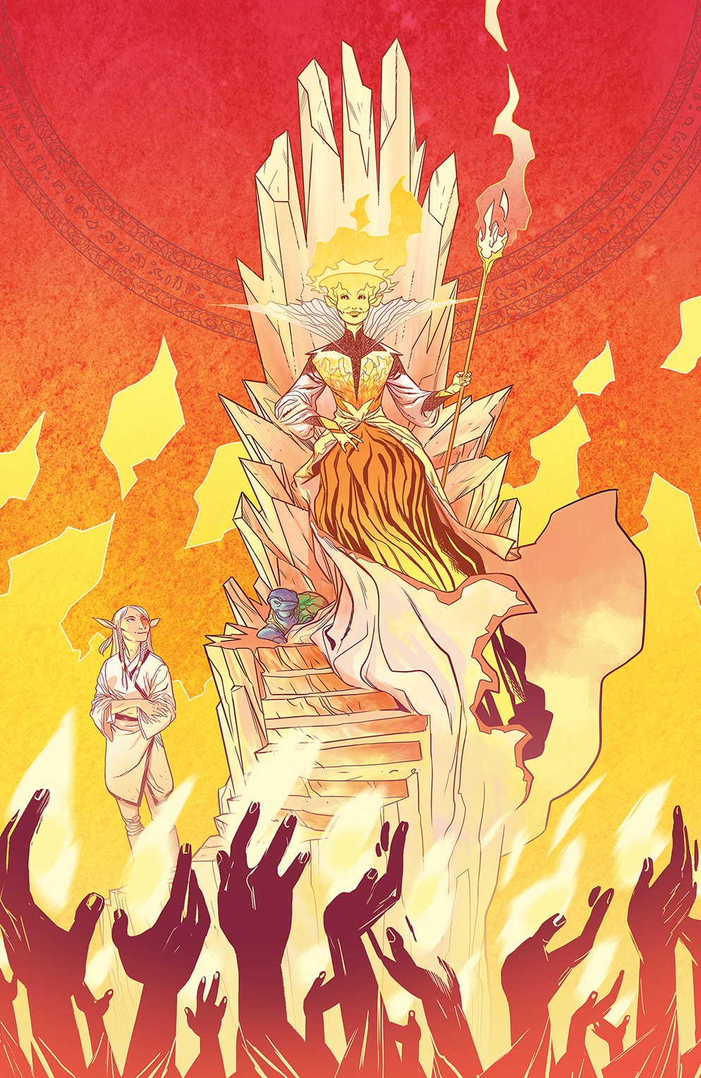 Jim Henson's Beneath the Dark Crystal #1 Review