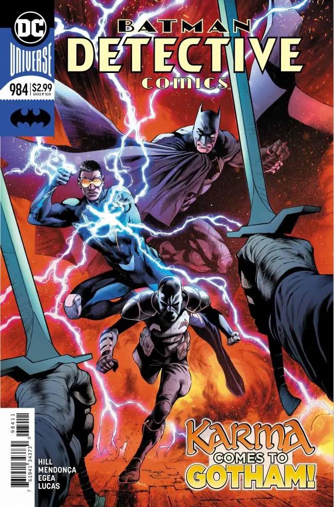 Detective Comics #984 Review