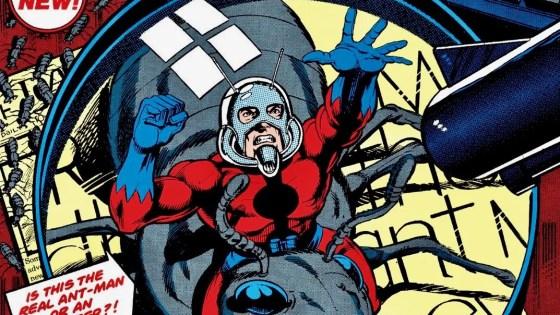 An interview with legendary Iron Man writer/artist Bob Layton, co-creator of Scott Lang's Ant-Man, at ComiCONN.