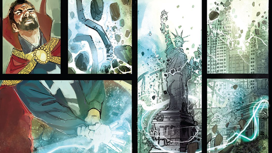 Doctor Strange: Damnation - The Complete Collection Review