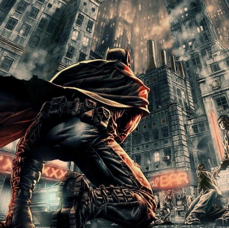 Jim Lee details what inspired new comics imprint, DC Black Label