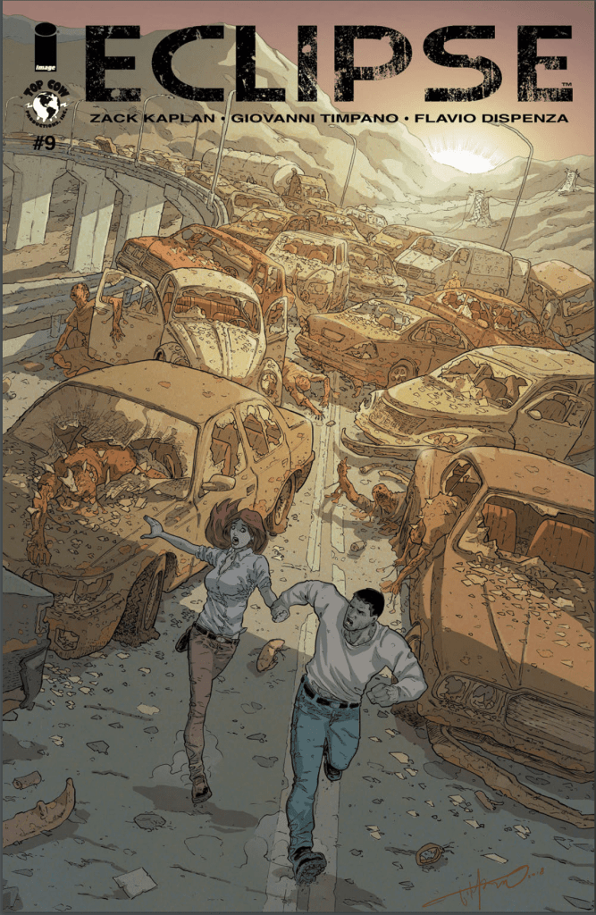 Eclipse #9 review