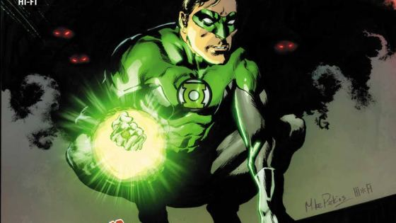 Green Lanterns #52 review: A great mystery makes up for dull dialogue