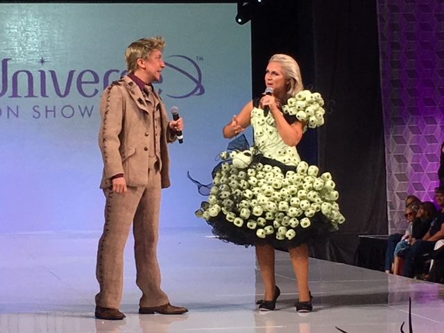 A night of milestones and surprises at the fifth annual SDCC Her Universe fashion show