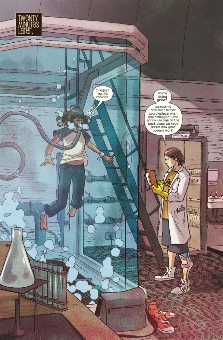 Ms. Marvel #32 Review