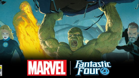 Don't miss your chance to hear all the news and excitement from Marvel Comics at San Diego Comic Con!