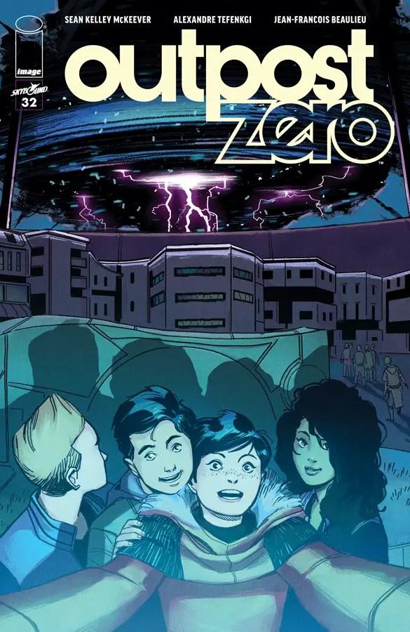 Outpost Zero #1 Review