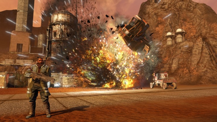 Red Faction: Guerrilla: Re-Mars-tered review: A fun but flawed trip down memory lane