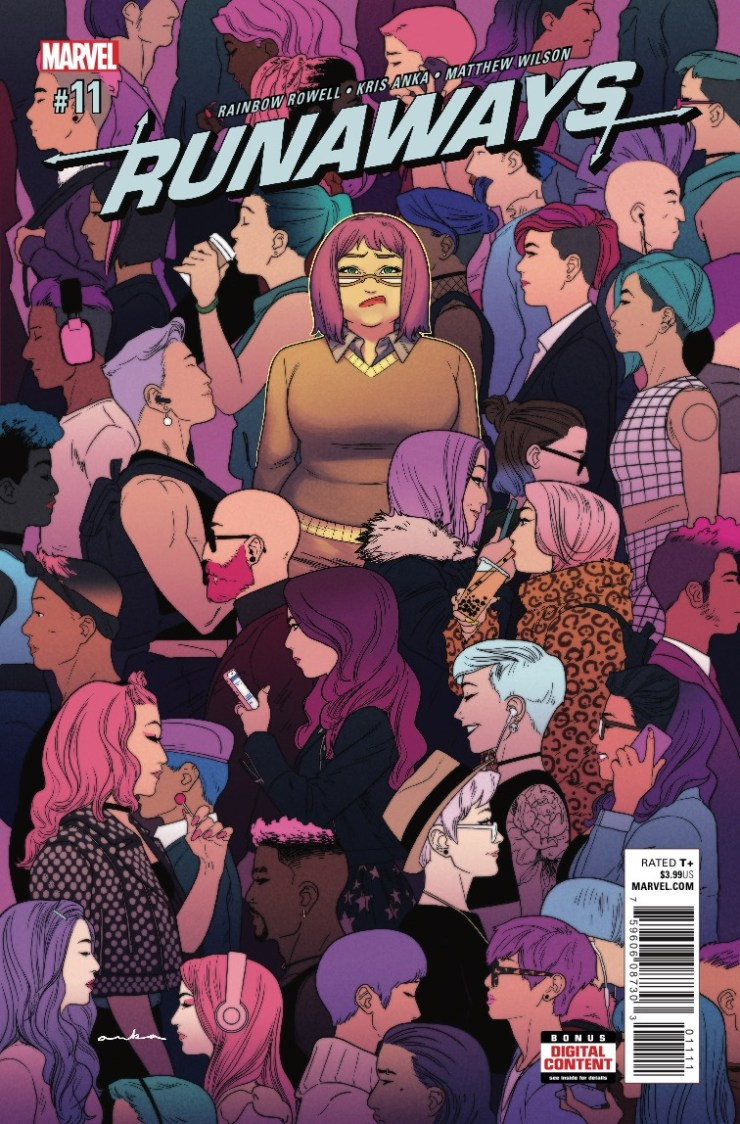 Marvel Preview: Runaways #11
