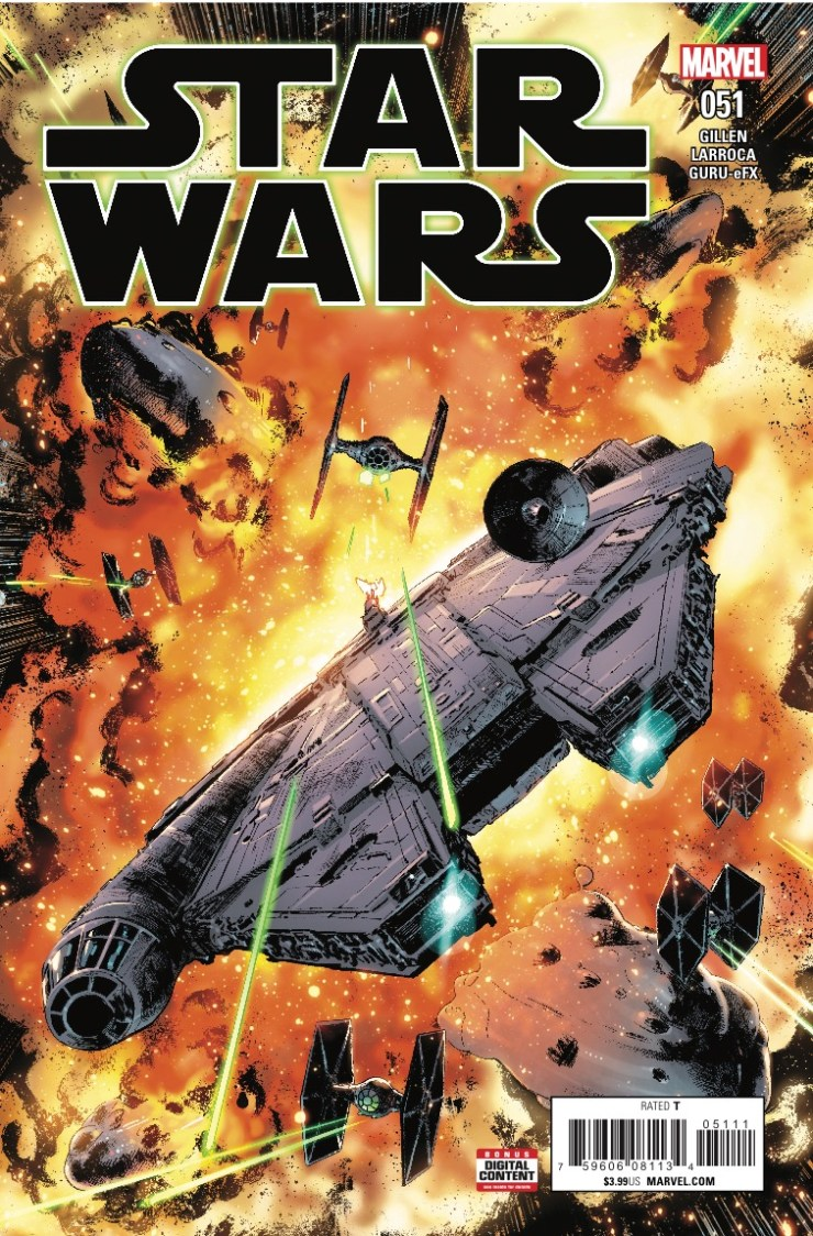 Marvel Preview: Star Wars #51