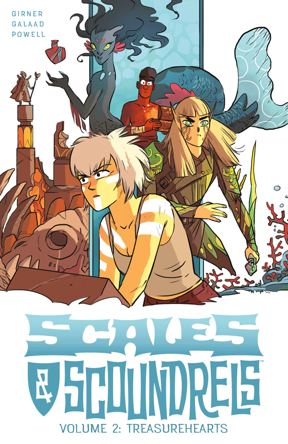 'Scales & Scoundrels Vol. 2: Treasurehearts' review: Little golden nuggets