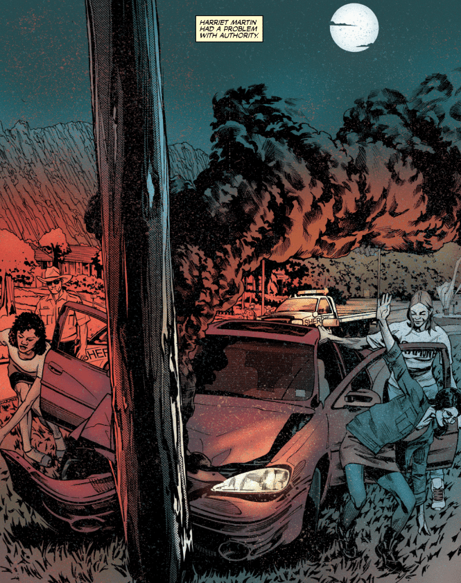 The Dead Hand #4 Review