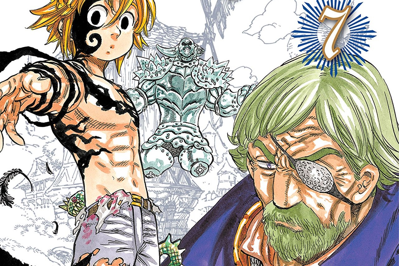 The Seven Deadly Sins Vol. 7 Review