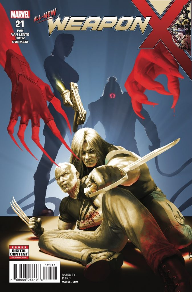 Marvel Preview: Weapon X #21