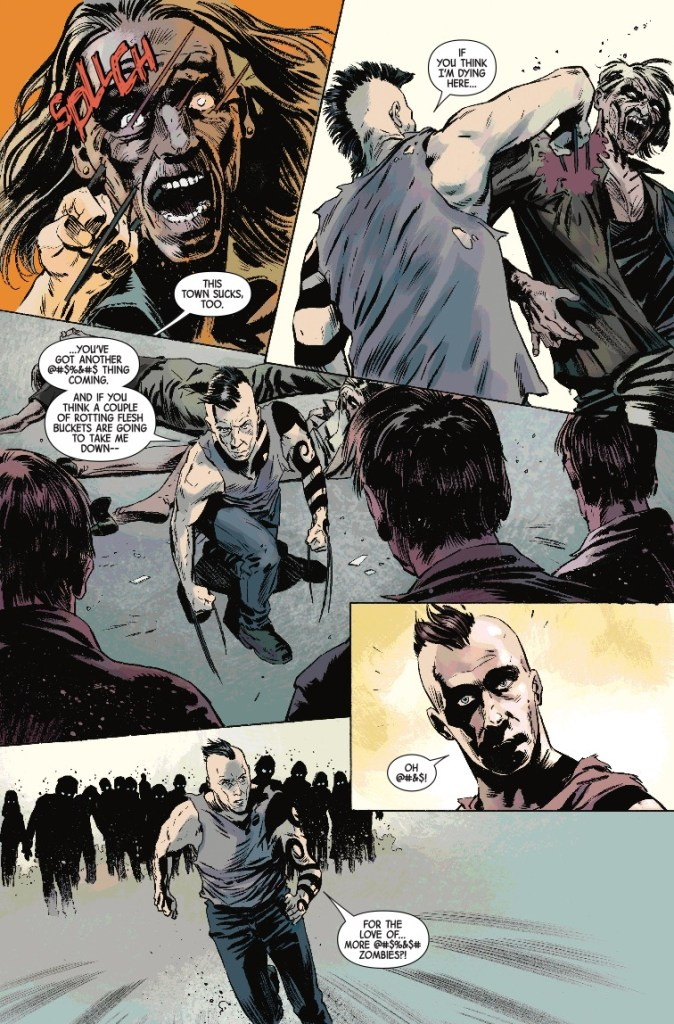 Hunt For Wolverine: Claws of a Killer #3 Review