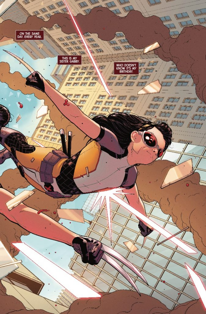 Marvel Preview: X-23 #1