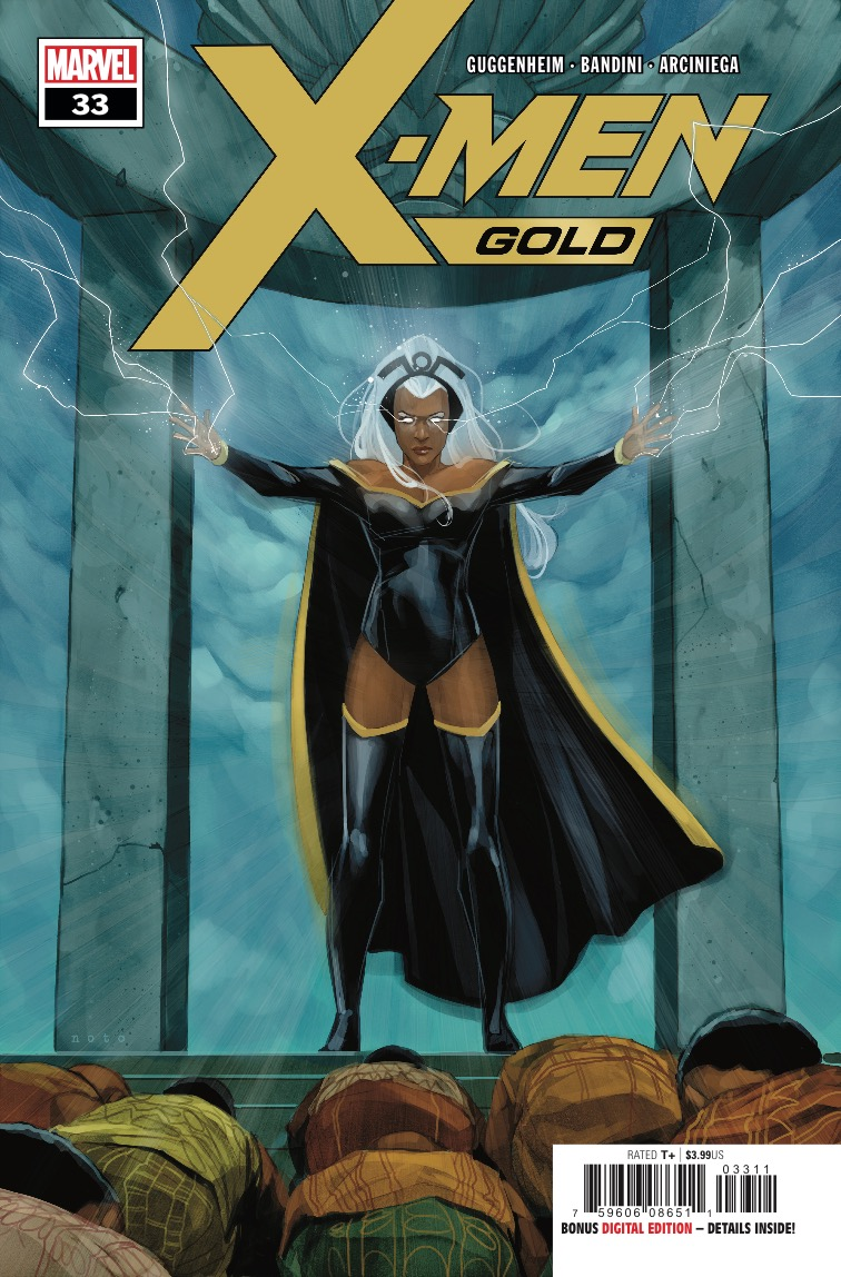3 Reasons Why: 'X-Men Gold Vol. 7: Godwar' is worth a look