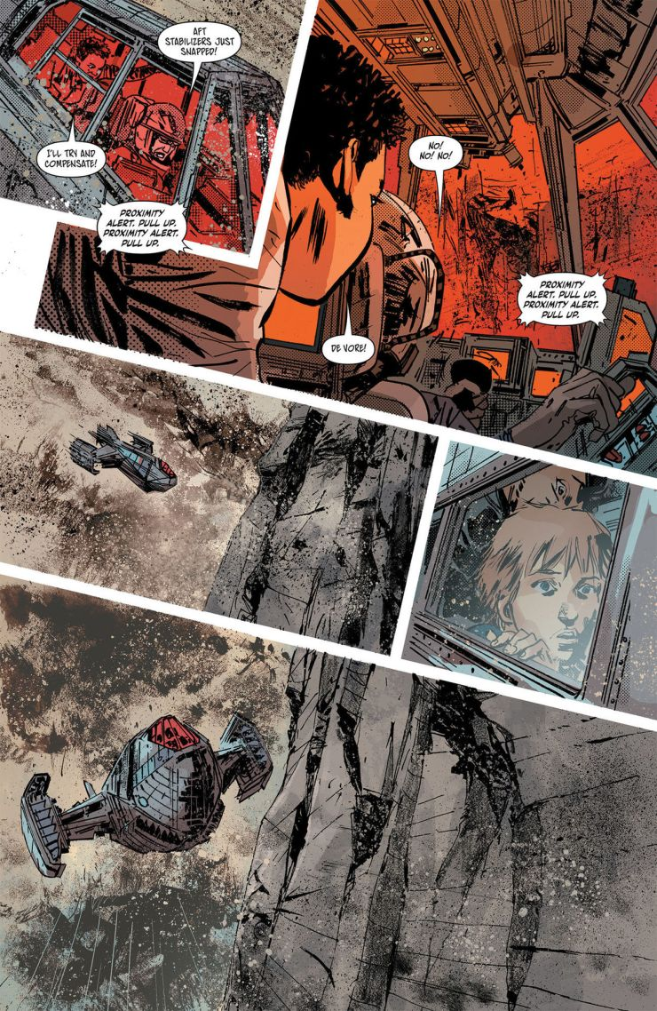 Aliens: Dust to Dust #2 Review