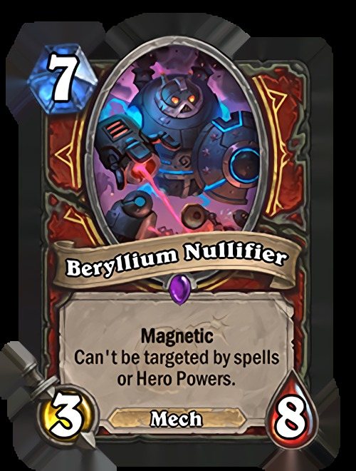 Hearthstone: The Boomsday Project: 4 new Magnetic Mechs revealed