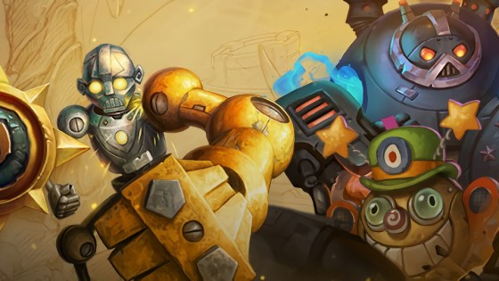 Four new very viable Mech minion cards plus a breakdown of the new Magnetic keyword.