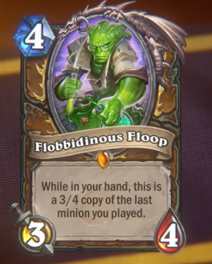 Latest Hearthstone 'Hearthside Chat' reveals three new 'The Boomsday Project' cards