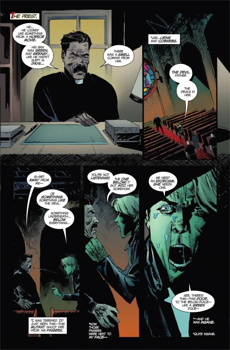 Immortal Hulk #3 review: Eyewitnesses under scrutiny