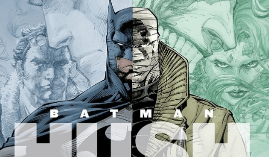DC announces 'Batman: Hush' will receive an animated film adaptation